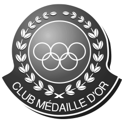 club medaille d'or